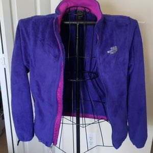 The North Face jacket (flawed)